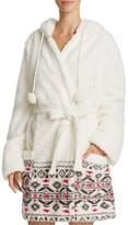 PJ Salvage Tribal Print Cozy Robe