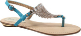 Luichiny Women's Cheer Ish Sandal