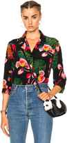 Valentino Tropical Dream Blouse