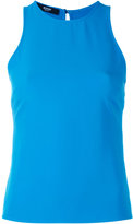 Versus sleeveless top - women - Polyester/Spandex/Elastane - 38