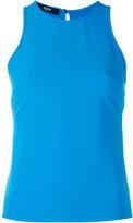 Versus sleeveless top - women - Polyester/Spandex/Elastane - 42