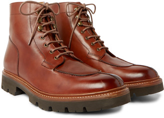 Grenson Grover Leather Boots