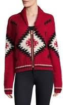 Smythe Navajo Knitted Cardigan