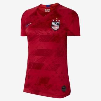 Nike Women's Soccer Jersey U.S. 2019 Stadium Away (4-Star)