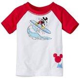 Disney Mickey Mouse Baby Swimmy Rash Guard