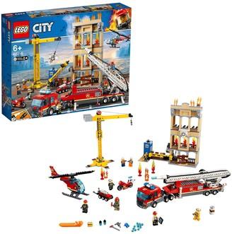 Lego City 60216 Downtown Fire Brigade