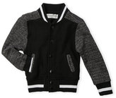 Sovereign Code Toddler Boys) Color Block Varsity Jacket