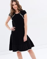 Review Frill Me Dress