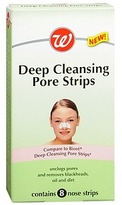 Walgreens Deep Cleansing Pore Strips Nose