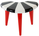 Tcherassi Vilató MissUnderstood Side Table Zebra