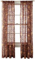 Royal Velvet Frasier Rod-Pocket Sheer Panel