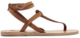 Ancient Greek Sandals Estia Leather Sandals - Tan