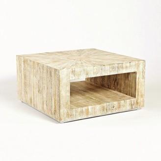Studio A Home Driftwood Coffee Table Studio A Home