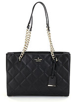 Kate Spade Emerson Place Small Phoebe Quilted Chain Strap Satchel