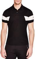 Moncler Color Block Slim fit Polo Shirt