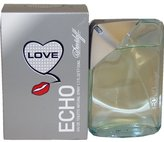 Davidoff Echo Love by Zino for Men- 1.7 oz EDT Spray