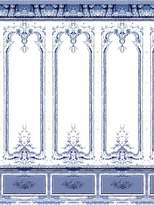 Royal Delft Boiserie Wallpaper By Nicolette Mayer