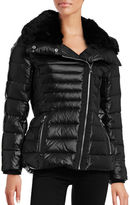 The Bay Fur Amp Shearling Coats For Women Shopstyle Canada