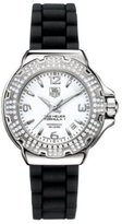 Tag Heuer Women's WAC1215.BT0711 Formula 1 Glamour Diamond Accented Dial Watch