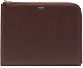 Mulberry Tech medium grained-leather pouch