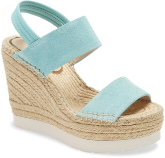 Kenneth Cole New York Olivia Espadrille Wedge Sandal