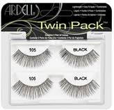 Ardell (3 Pack Twin Pack Lashes 105 Black