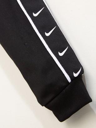 Nike Sportswear Infant Girls Swoosh Tricot Taped Tracksuit