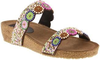 Spring Step Azura by Slide Sandals - Bahama