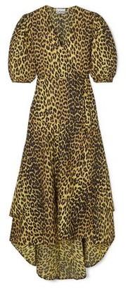 Ganni 3/4 length dress