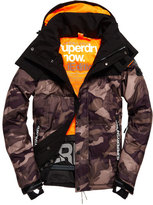Superdry Box Snow Puffer Jacket