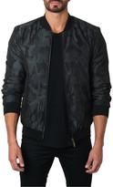 Jared Lang NY Reversible Bomber Jacket