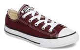 Converse Toddler Chuck Taylor All Star 'Ox' Low Top Sneaker