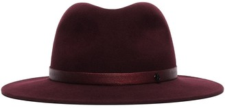 Maison Michel Derek trilby hat