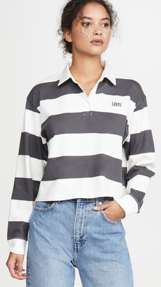 Levi's Letterman Rugby Shirt