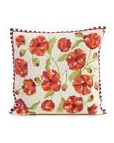 Mackenzie Childs MacKenzie-Childs Trailing Flowers Pillow