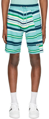 Kenzo Blue Stripe Shorts