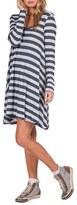 Volcom Women's Lived In Long Sleeve Dress