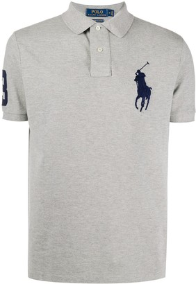 Polo Ralph Lauren Oversized Logo Polo Shirt