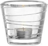 Leonardo Vario Tealight Holder - Clear