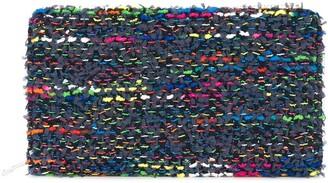 Coohem Knit Tweed Large Wallet