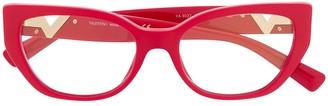 Valentino Eyewear VLOGO glasses