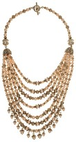 Marchesa Statement Collar Necklace, 18""