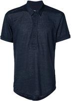 Orlebar Brown Sebastian tailored polo shirt - men - Linen/Flax - S