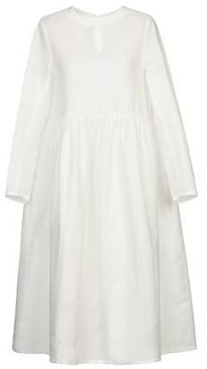 Camo Knee-length dress