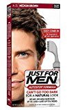 Just For Men AutoStop Men's Hair Color, Medium Brown (Pack of 3)