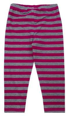 Nannette Little Girl's Striped Leggings