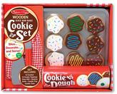Melissa & Doug Slice & Bake Cookie Set Wooden Play Food