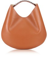 Givenchy Small Infinity Leather Hobo Bag w/Chain