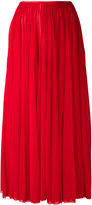 Céline - long pleated skirt - women