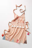 Anthropologie Anella Apron